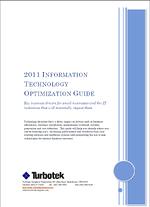 Small Business IT Optimization