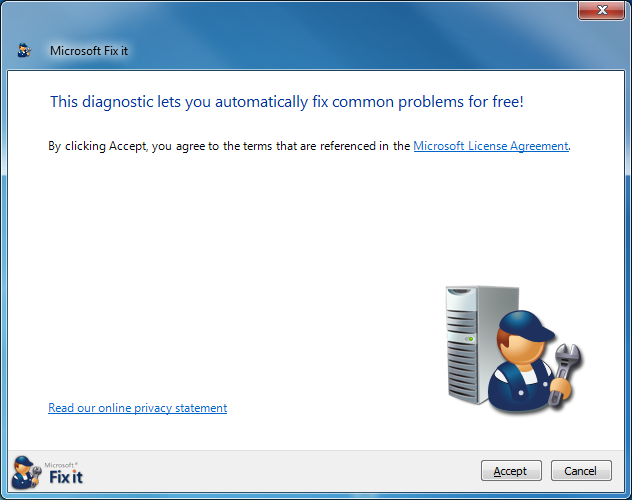 Windows Update Fixit >> Unable To Update Windows 7 How To Prevent Attacks And Problems Now