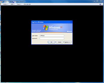windows xp end